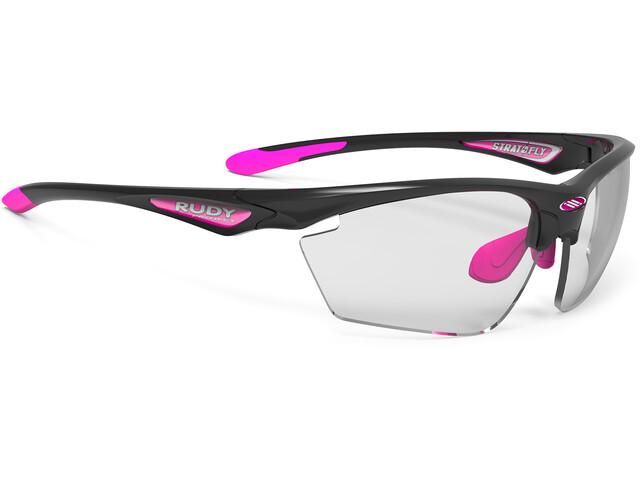 Rudy Project Stratofly Glasses black gloss - impactx photochromic 2 black
